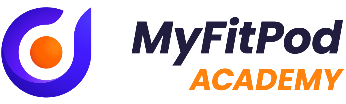 Right Aligned-MyFitPod-Academy-Orange-Clean Horizontal-transparent
